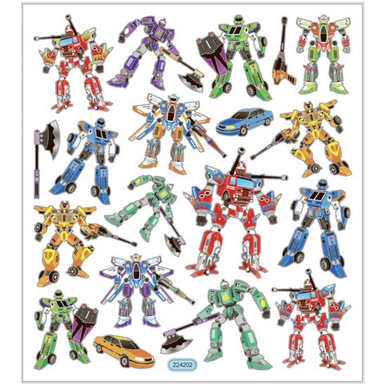Stickers Transformers
